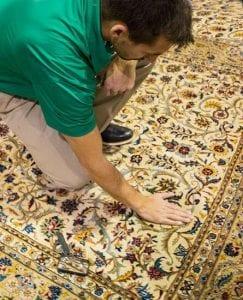 Area Rug Cleaning Experts Palm Beach, Florida